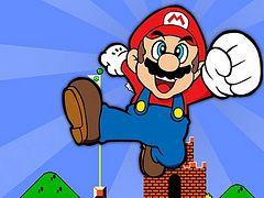 Эволюция супер-Марио