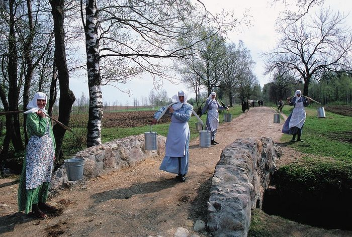 Pukhtitsa Monastery. Photo: pravoslavie.ru
