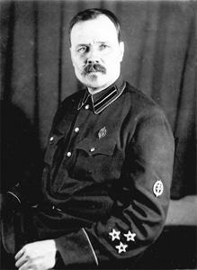 Михаил Медведев-Кудрин 1930-е