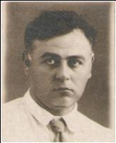 Исайя Родзинский 1935