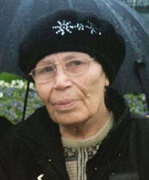 Светлана Верховская
