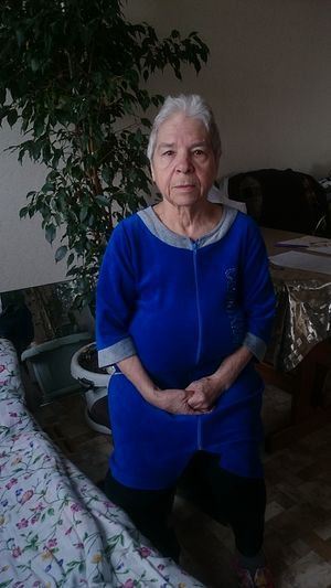 Таисия Андреевна