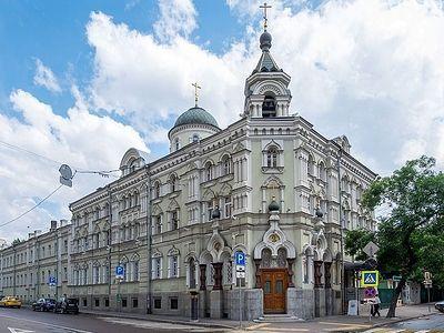 30 марта состоится открытие Музея истории Московского подворья Валаамского монастыря