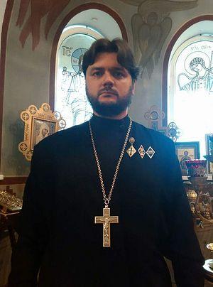 Протоиерей Сергий Адодин