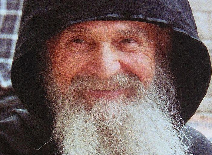 Старац Јефрем (Мораитис)
