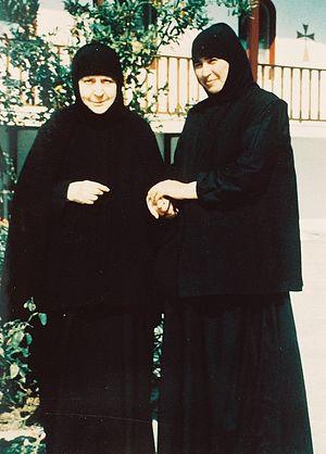 Монахиња Макрина и Таксиархија