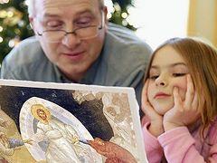 Когда начинать учить детей Закону Божию?