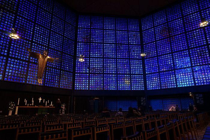 Современный протестантский храм
