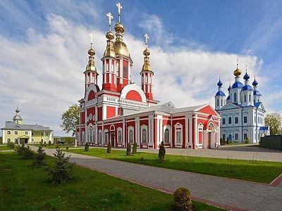 Казанский монастырь Тамбова признан памятником истории и культуры
