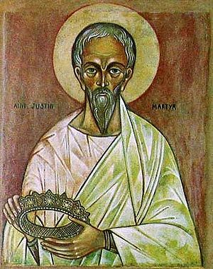 Мученик Иустин Философ