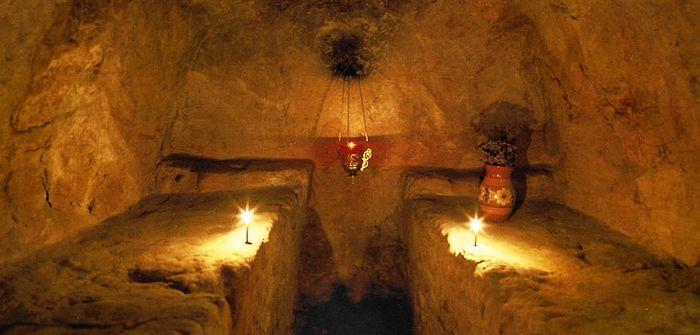 Пещеры Киево-Печерского монастыря
