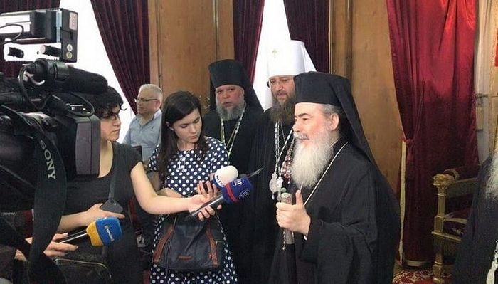 Photo: The Union of Orthodox Journalists