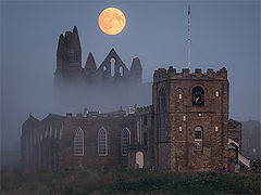 Церковь в кельтской Британии VII века