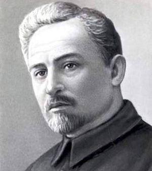 Филипп Исаевич Голощекин (настоящее имя Шая Ицкович)