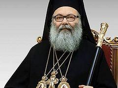 Patriarch of Antioch condemns Trump's hasty Syria tweets