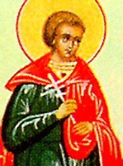 Martyr Amphianus (Apphianus)