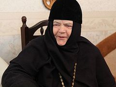 Abbess of Kiev's Florovsky Convent of the Ascension reposes in the Lord
