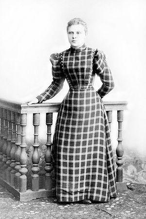Мария Митрофановна Оболтина 1898 г.