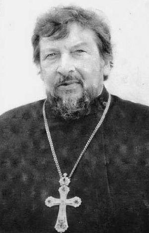 Протоиерей Владимир Рожков