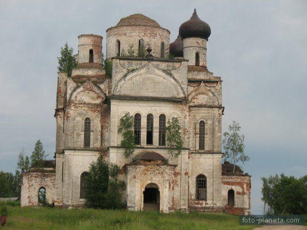 Храм в Кумзере