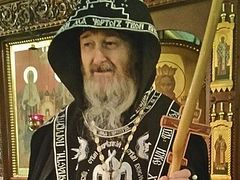 Hieroschemamonk Abel of Royal Passion-Bearers Monastery reposes in the Lord