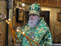 Head of Estonian Orthodox Church of Moscow Patriarchate reposes in the Lord