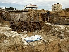 Excavations start on Palestine's oldest monastery