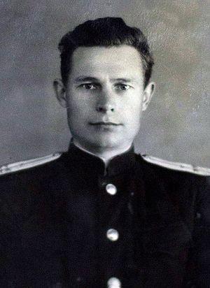 Георгий Чикин. Ок. 1950 г.