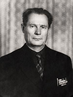 Георгий Чикин в 1980-е гг.