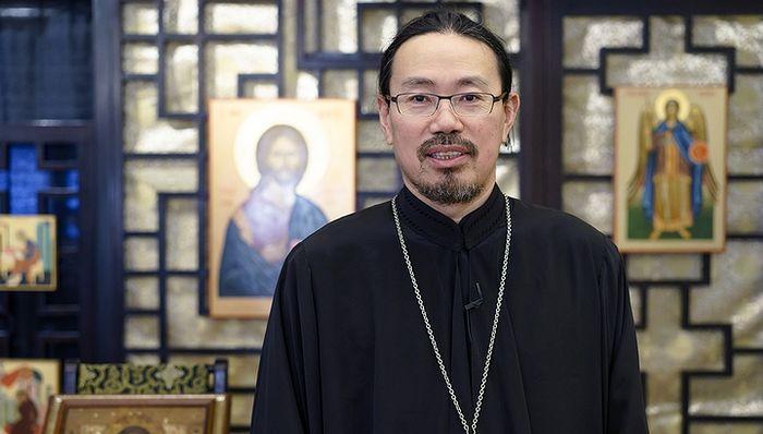 Священник Анатолий Кун