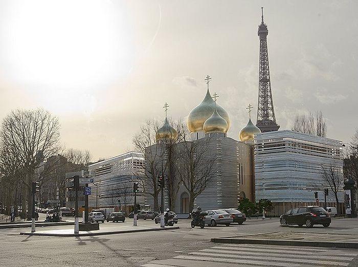 Русский духовно-культурный центр в Париже