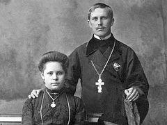 New Hieromartyr Alexander Gnevushev, Priest