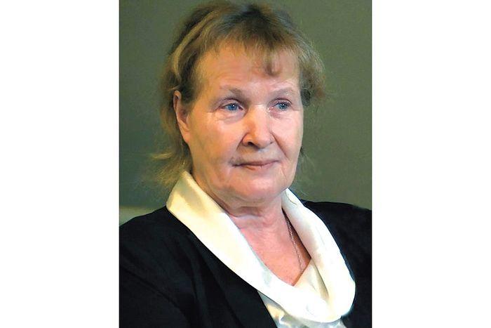 Татьяна Владимировна Воробьева