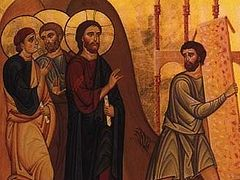 Synaxarion for the Sunday of the Paralytic
