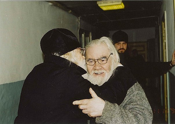 Elders John (Krestiankin) and Adrian (Kirsanov)