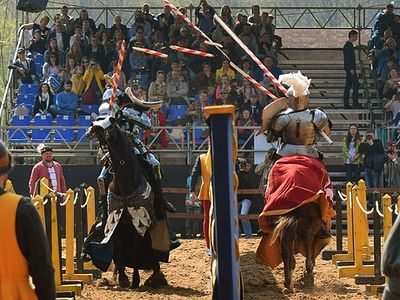 Fourth International St. George Knights' Tournament