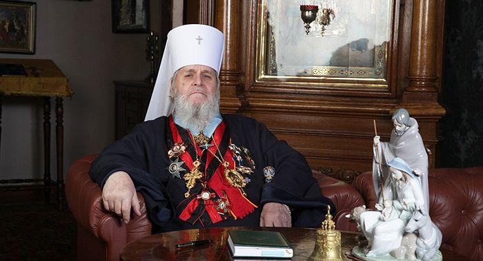 Митрополит Таллиннский и всея Эстонии Корнилий (Якобс)