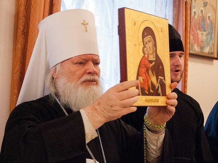 Metropolitan Eusebius (Savvin) of Pskov and Porkhov