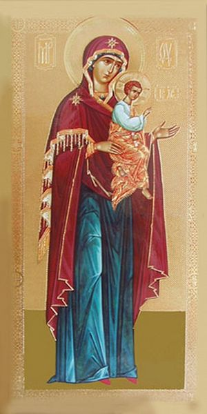 Modensk Icon of the Mother of God