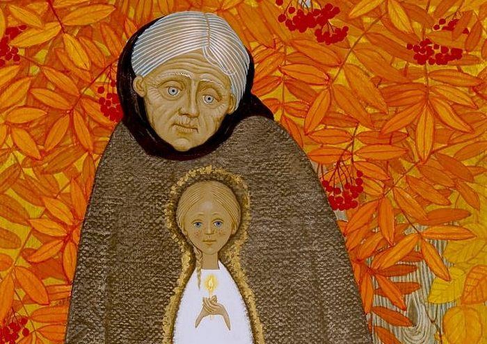Душа бабушки Полины