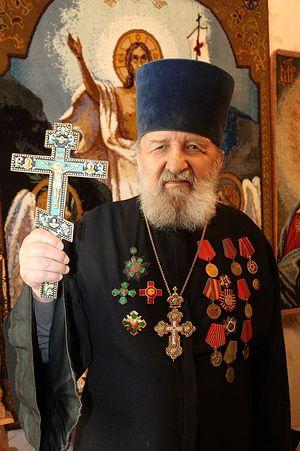 Священник Александр Михайлов