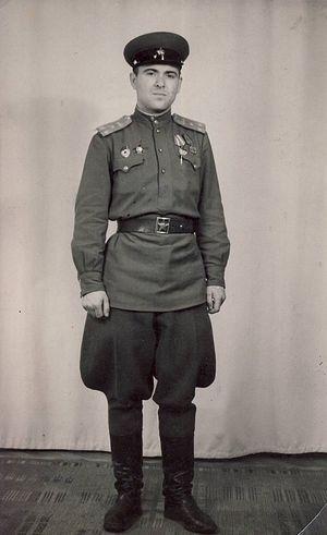 Тимофей Павлович Дегтярёв