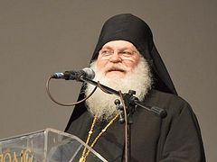 Abbot Ephraim of Vatopedi calls on Cypriot parliament not to legalize abortion