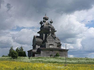 Начат сбор средств для спасения уникального памятника деревянного зодчества в Архангельской области