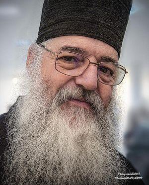 Архимандрит Василий (Паскье)