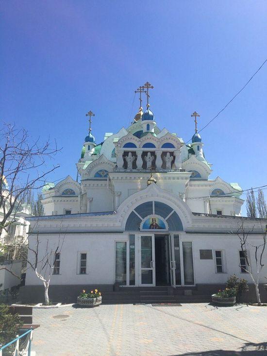 Свято-Еактеринский храм