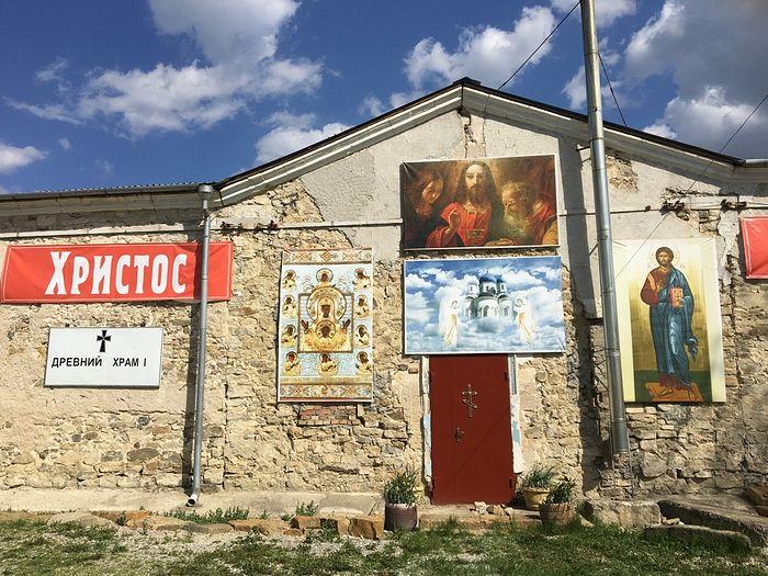 Храм в честь иконы Знамение