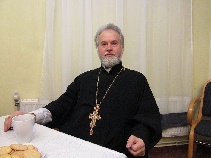 Протоиерей Николай Воскобойников