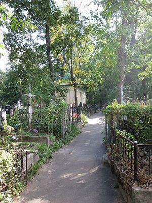 Даниловское кладбище