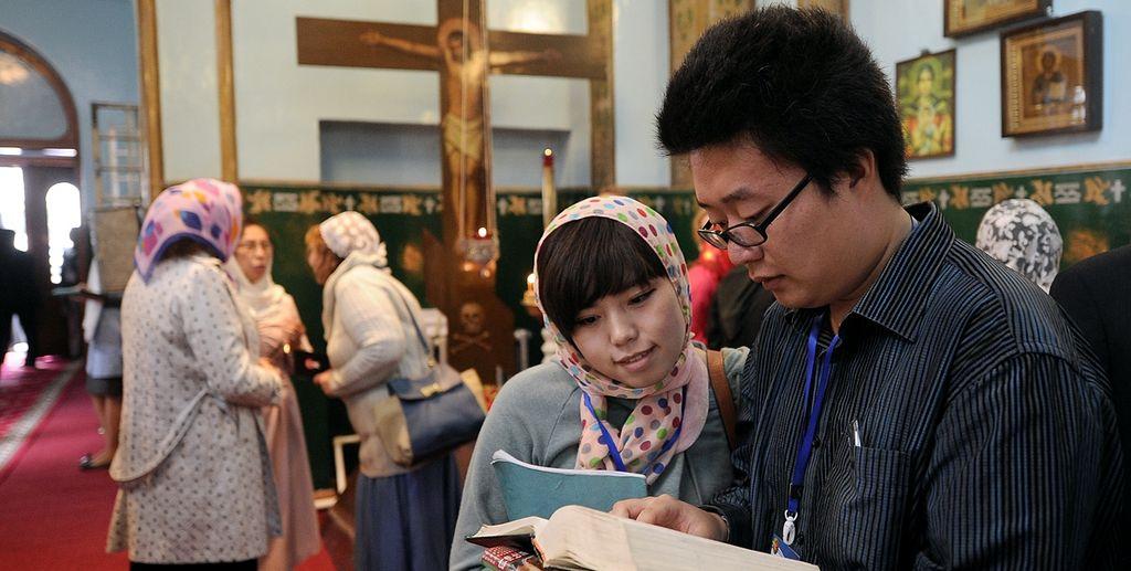 «Япония сделала меня православной». Элеонора Саблина / Православие.Ru